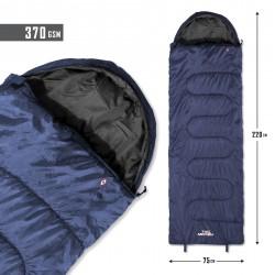PENTAGON SENTINEL SLEEPING BAG 370GR D19002-05