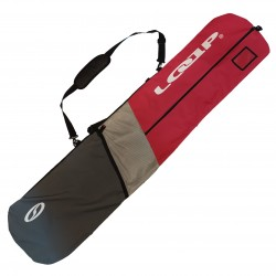 LOAP SNOWBOARD BAG RED-GREY 175CM