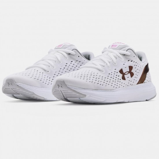 UNDER ARMOUR W CHARGED IMPULSE SHFT 3024444-100