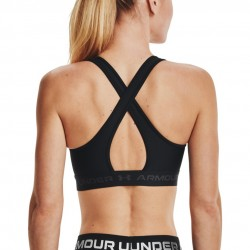 UNDER ARMOUR CROSSBACK MID BRA 1361034-001