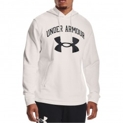 UNDER ARMOUR RIVAL TERRY BIG LOGO HD 1361559-112