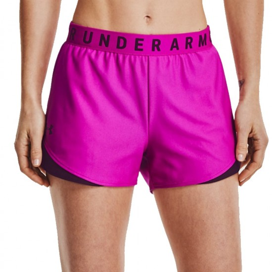 UNDER ARMOUR PLAY UP SHORTS 3.0 1344552-660
