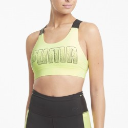 PUMA MID IMPACT FEEL IT BRA 520299-39