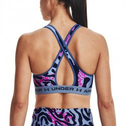UNDER ARMOUR CROSSBACK PRINT 1361042-470