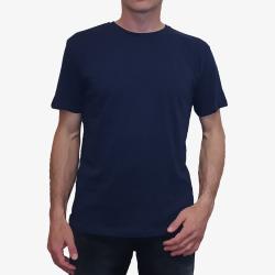 GSA MEN SLUB U NECK 1717112-BLUE