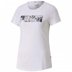 PUMA T-SHIRT 582051 WHITE