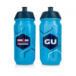 GU BOTTLE IRONMAN BLUE