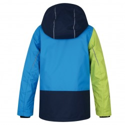 HANNAH JACKET MATHEO JR BLU