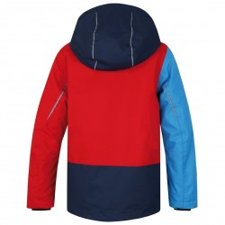 HANNAH JACKET MATHEO JR RED